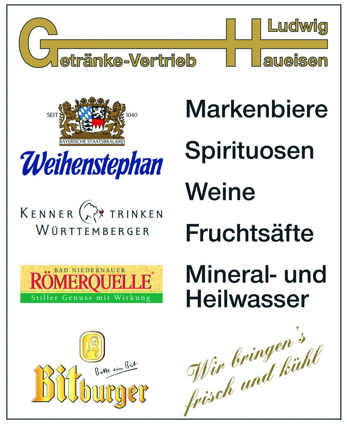 Getränke-Vertrieb Ludwig Haueisen